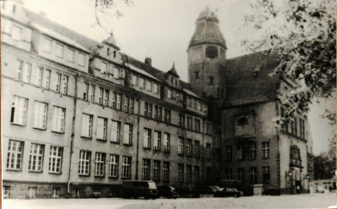 Kronika Państwowej Wyższej Szkoły Pedagogicznej w Gdańsku za czas od chwili jej powstania do końca 1952 roku autorstwa Adama Dobrowolskiego