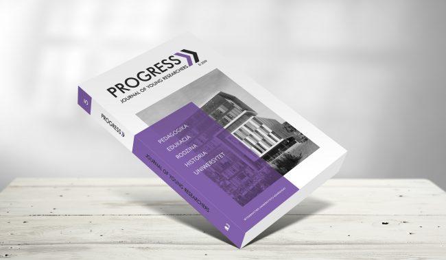 Piąty numer czasopisma Progress